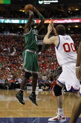Kevin garnett vs philly playoffs